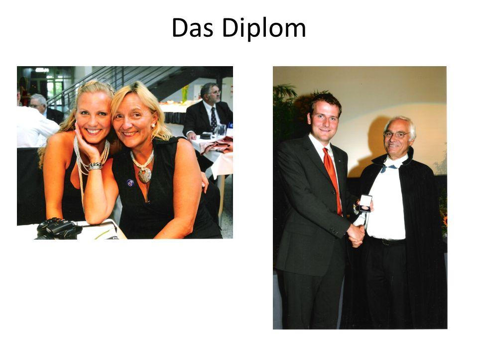 Das Diplom