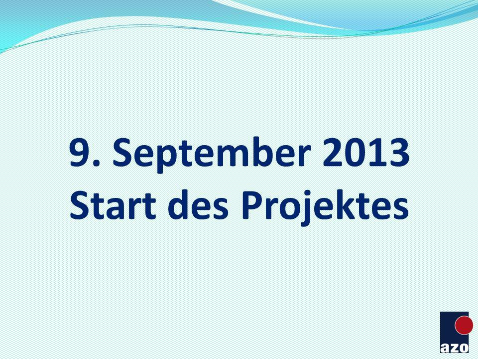 Idee 09.09.13 / AZO Als erstes überlegten wir uns welche Themen uns interessieren würden.