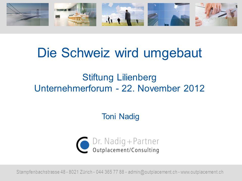 www.outplacement.ch 22 4.Älter werden auf dem Arbeitsmarkt Lob der Erfahrung