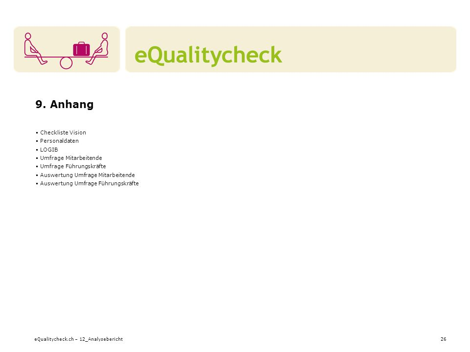 eQualitycheck.ch – 12_Analysebericht26 9.