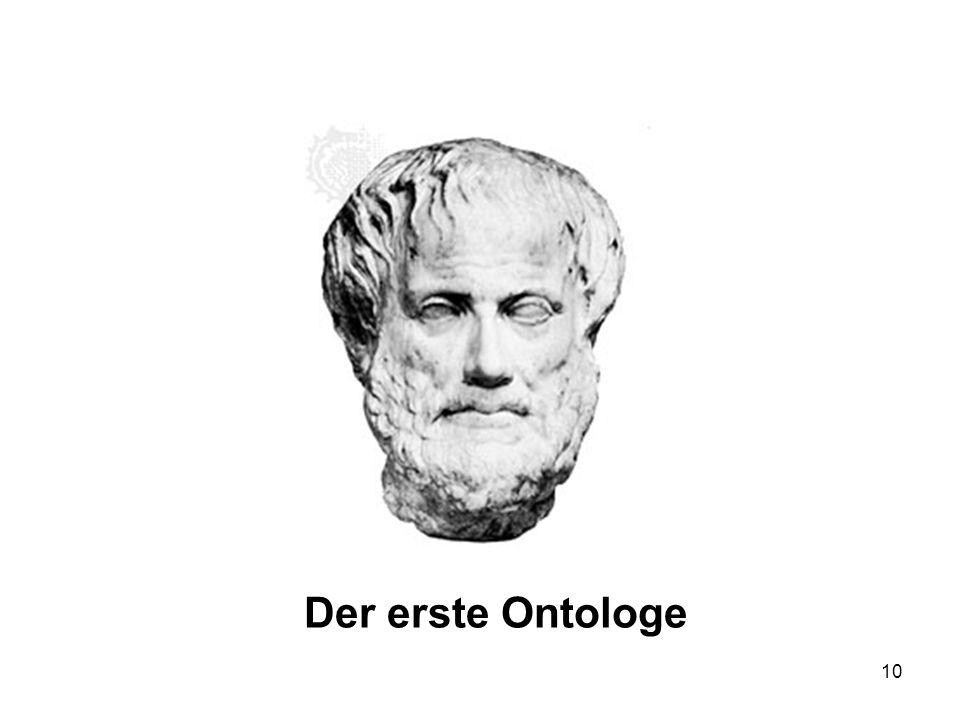 10 Aristotle Der erste Ontologe