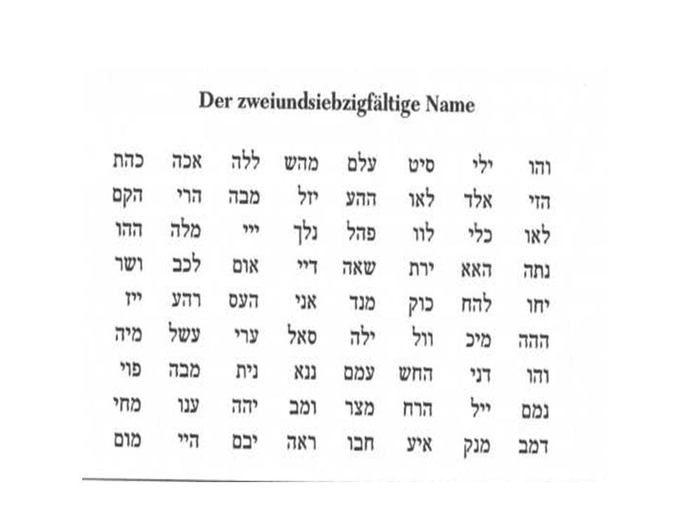 Aussprache: man benützt den natürlichen Vokal des Buchstaben, also bei alef das a, beth das e, bei gimel i usw.