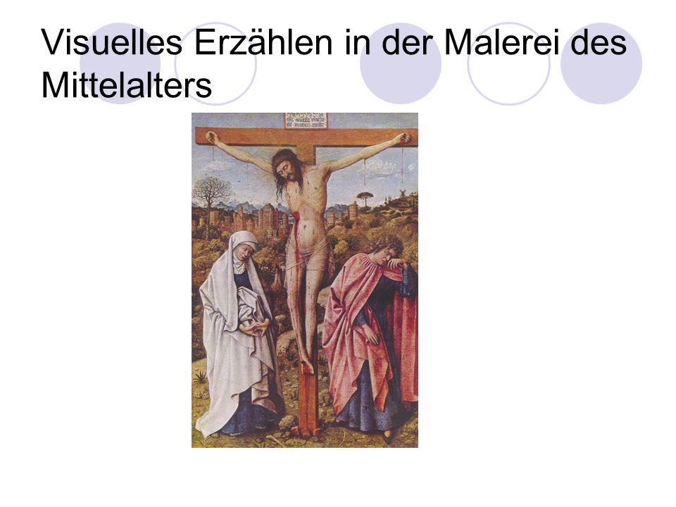 Visuelles Erzählen in der Malerei des Mittelalters