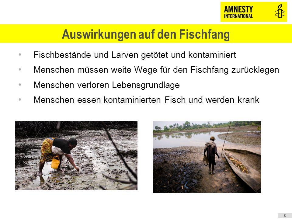 19 Kontakt und weitere Informationen: Amnesty International Österreich Moeringgasse 10/1 A-1150 Wien Tel.: +43 1 78008 E-Mail: nigerdelta@amnesty.at Link: nigerdelta.amnesty.at Es ist besser, eine Kerze anzuzünden als die Finsternis zu beklagen.