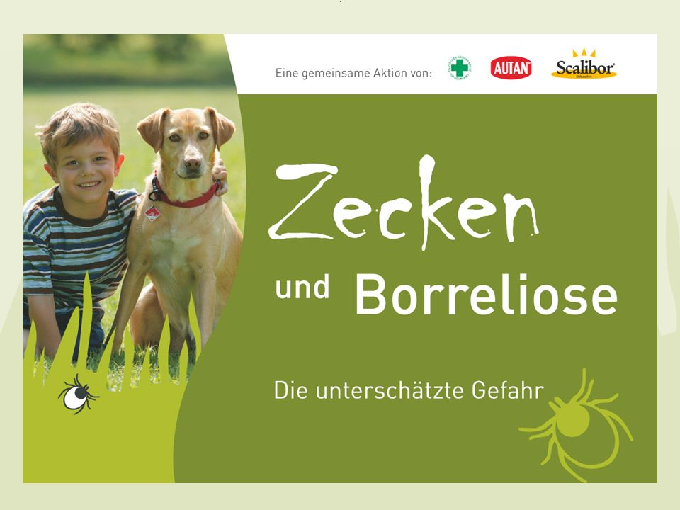Borreliose – Die unterschätzte Gefahr man kann sich überall in Deutschland mit Borrelien infizieren.