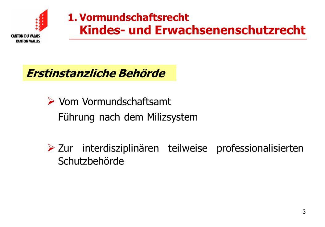 24 4. Ist-Zustand in den Gemeinden 4.1 Schutzbehörden am 1. Januar 2013 – Stand Oktober 2011