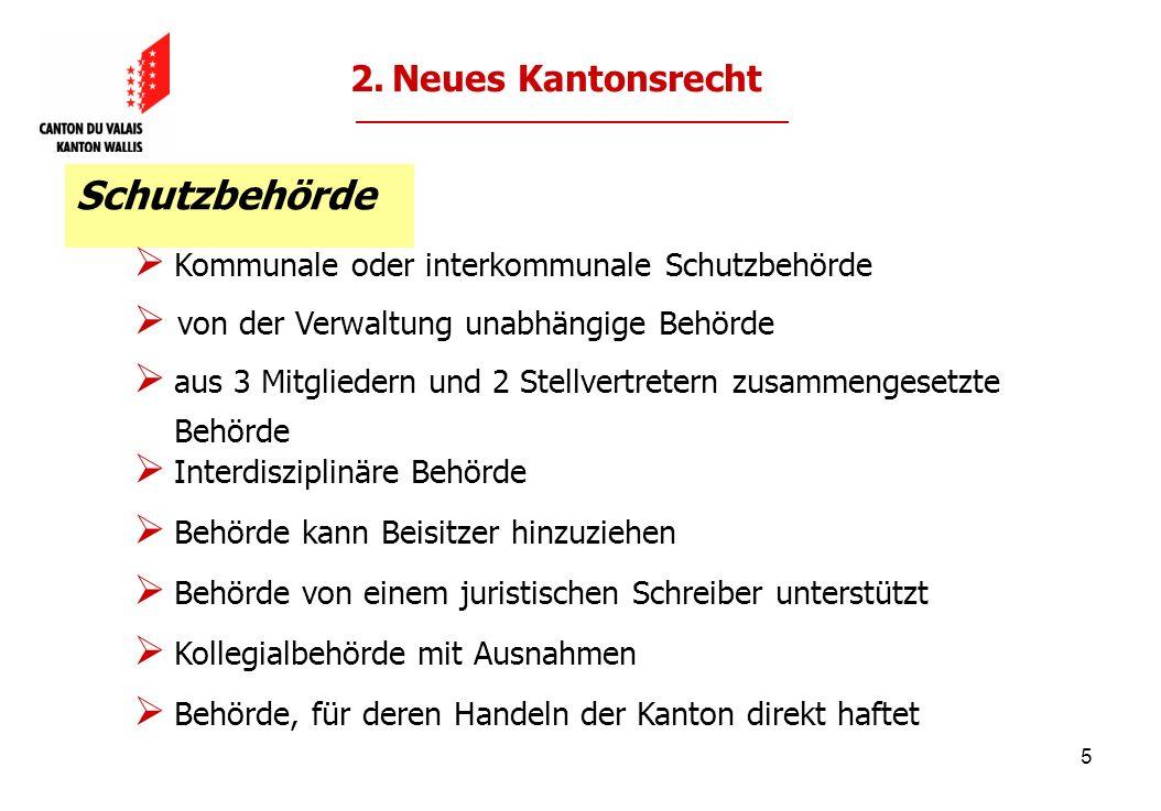 26 4.Ist-Zustand in den Gemeinden 4.2 Öffentliche Berufsbeistandschaften (BBstS) am 1.