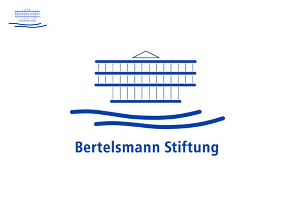 Der interkommunaler Leistungsvergleich Bertelsmann Stiftung, 23.10.20003