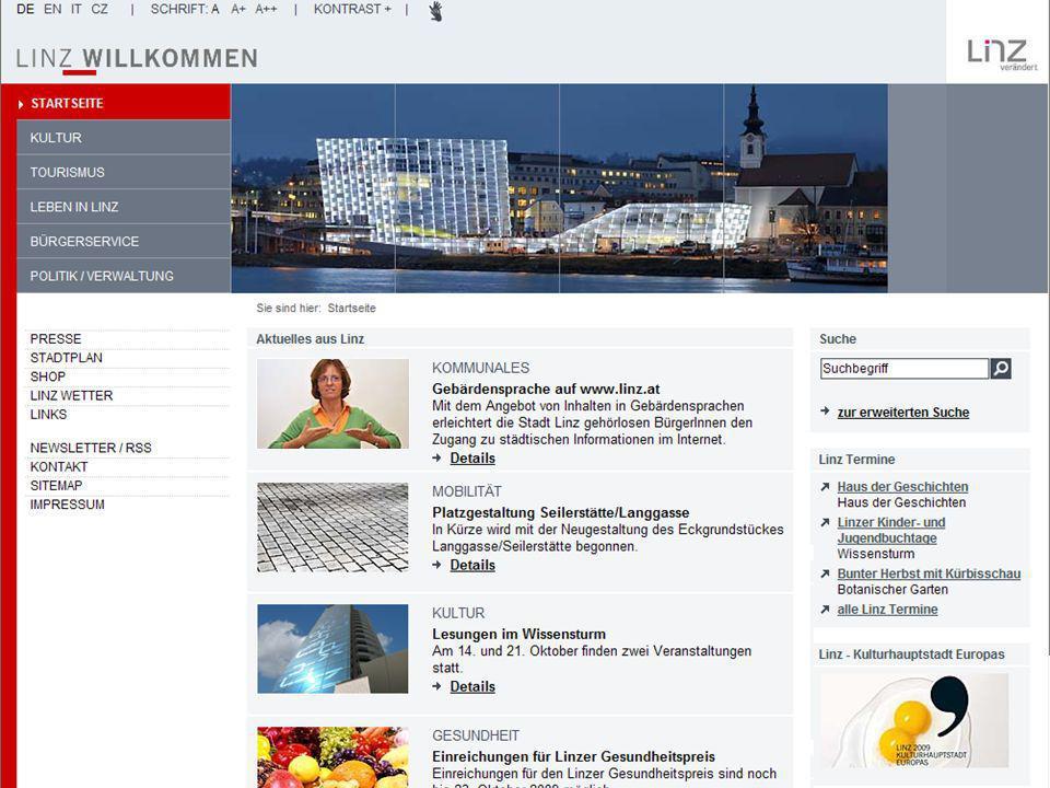 Stadtkommunikation Linz