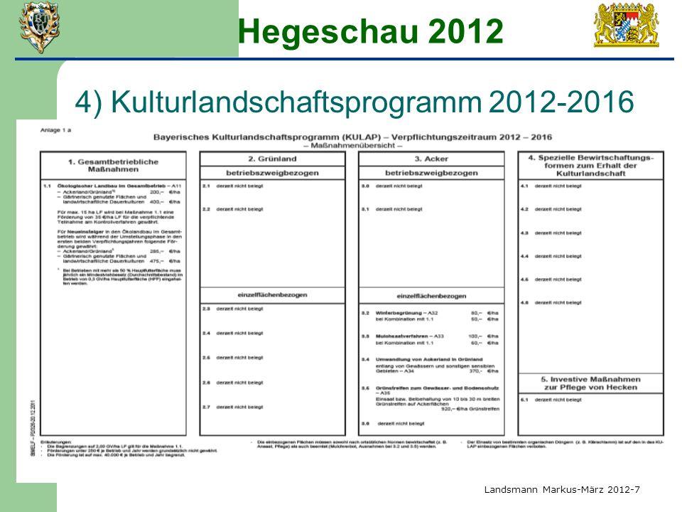 Hegeschau 2012 4) Kulturlandschaftsprogramm 2012-2016 Landsmann Markus-März 2012-7