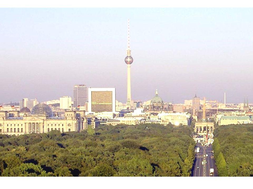 Berlin ist Hauptstadt und Regierungssitz der Bundesrepublik Deutschland.
