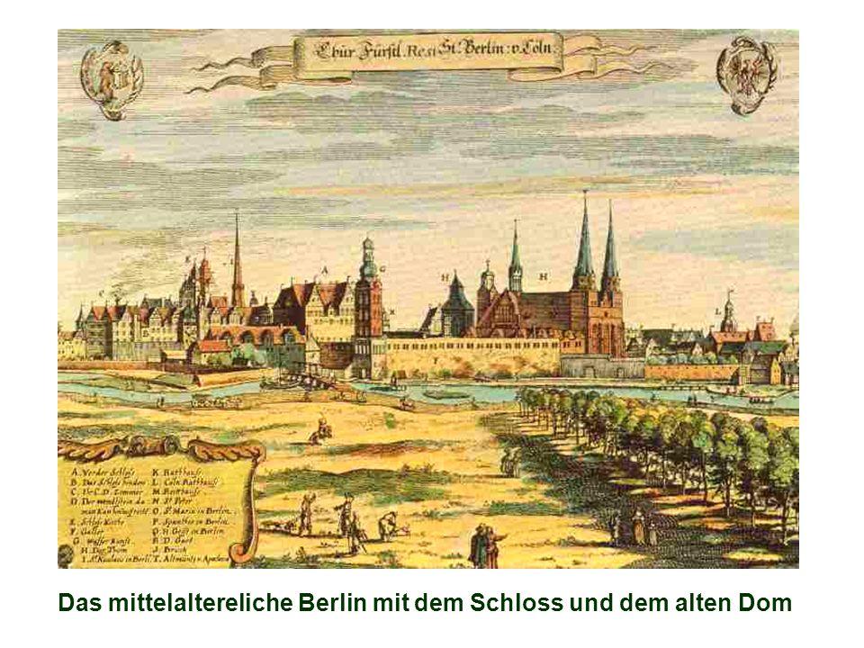 Die Geschichte 1415 wurde Friedrich I.Kurfürst der Mark Brandenburg und blieb dies bis 1440.