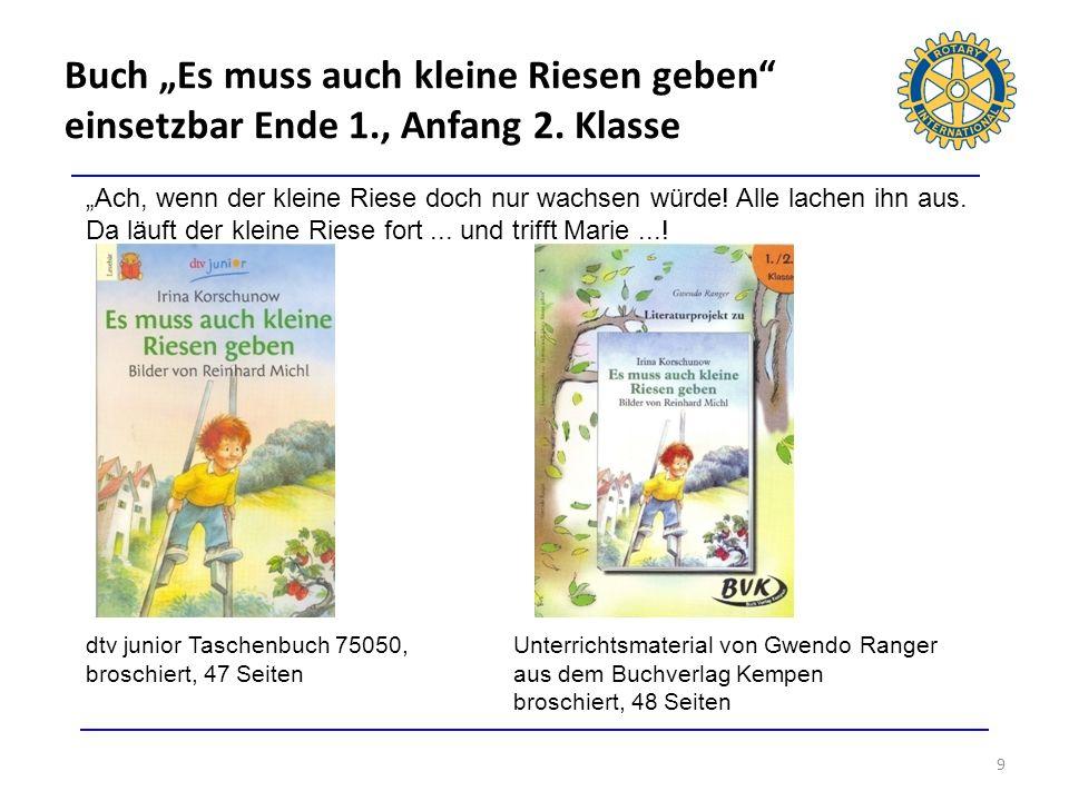 Buch Spaß im Zirkus Tamtini einsetzbar Ende 2., Anfang 3.