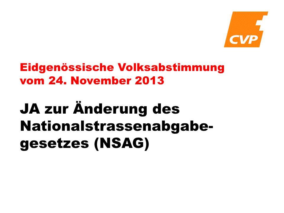 Eidgenössische Volksabstimmung vom 24.