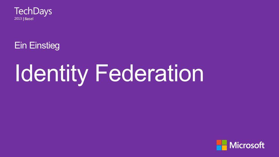 | Basel Identity Federation Ein Einstieg