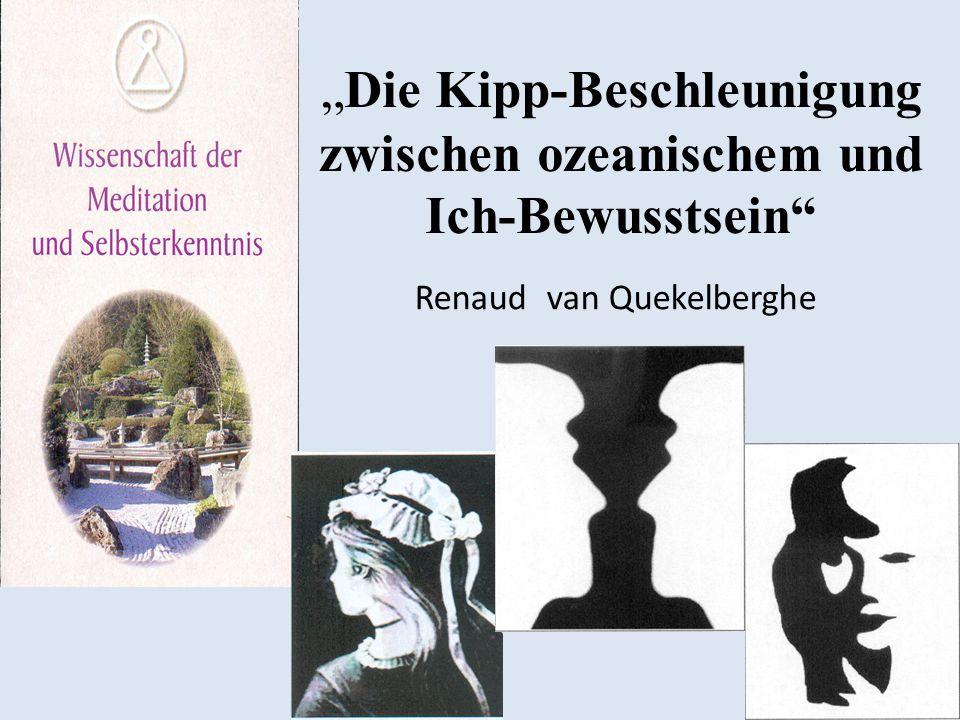Die Kipp-Beschleunigung zwischen ozeanischem und Ich-Bewusstsein Renaud van Quekelberghe