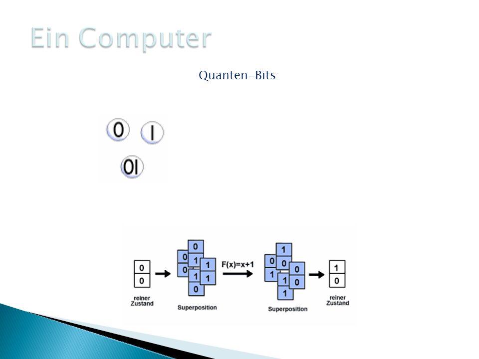 Quanten-Bits: