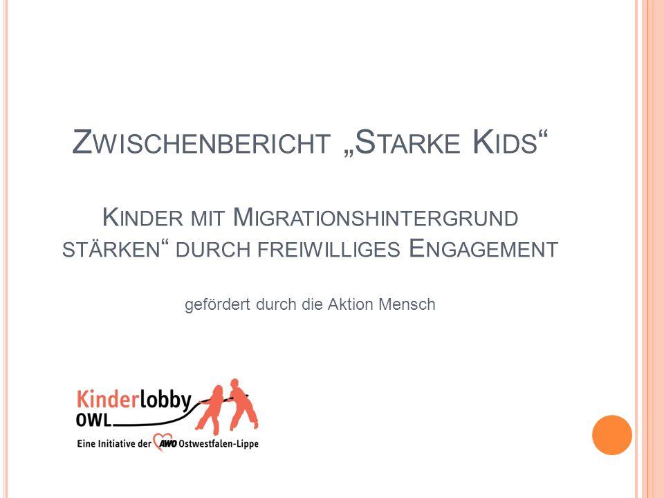 NETZWERKE MOENKAMP Kinderlobby Starke Kids AWO KV Bi OGS Milse AWO OV Altenhagen AWO Familien- zentrumn Moenkap Spielen mit Kindern e.V.