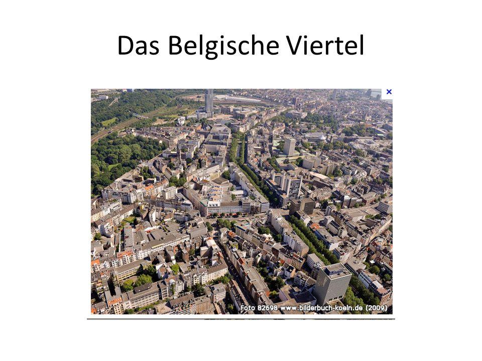 Das Belgische Viertel