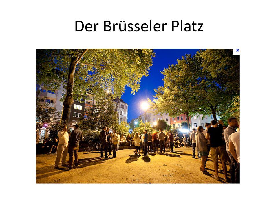 Der Brüsseler Platz