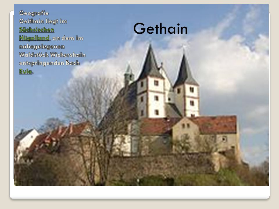 Gethain