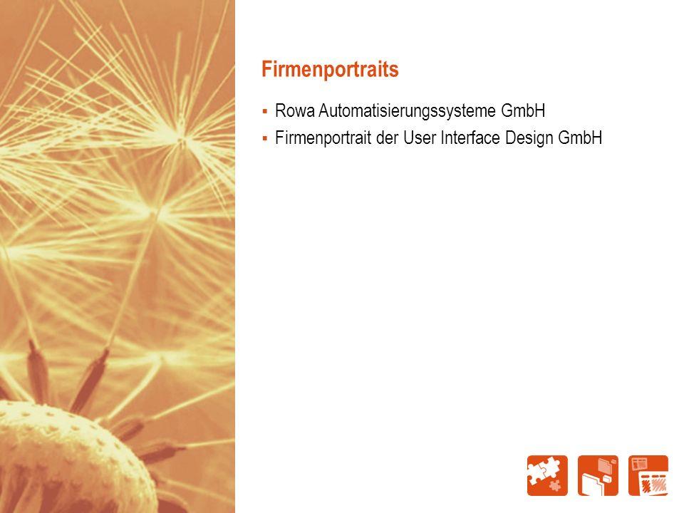 12 © User Interface Design GmbH Benutzerfreundliches GUI Design mit.NET WPF November 2009 Mit der Produktübersicht ist der Lagerbestand optimal einseh