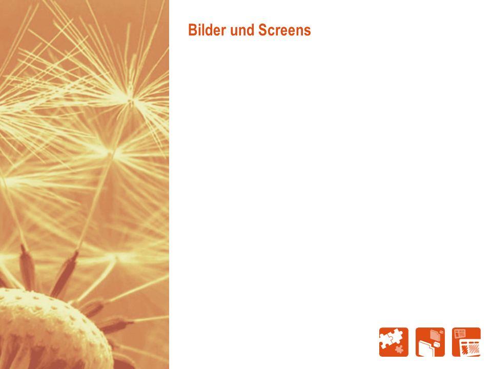 Bilder und Screens