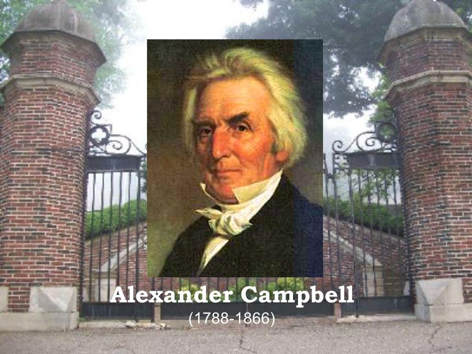 Alexander Campbell (1788-1866)