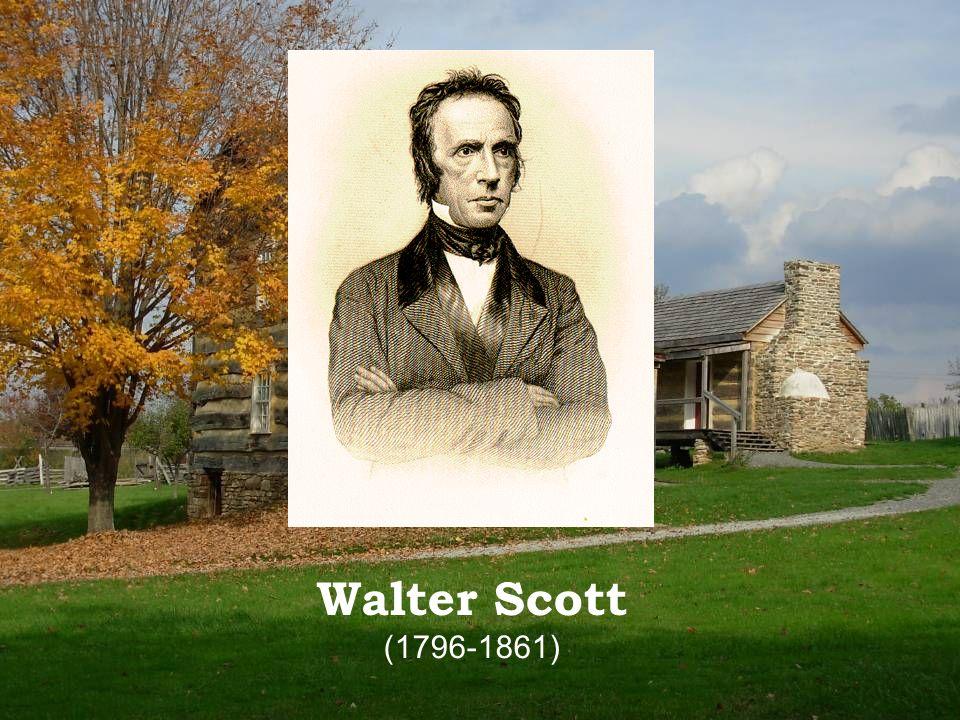Walter Scott (1796-1861)