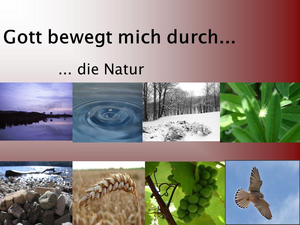 ... die Natur