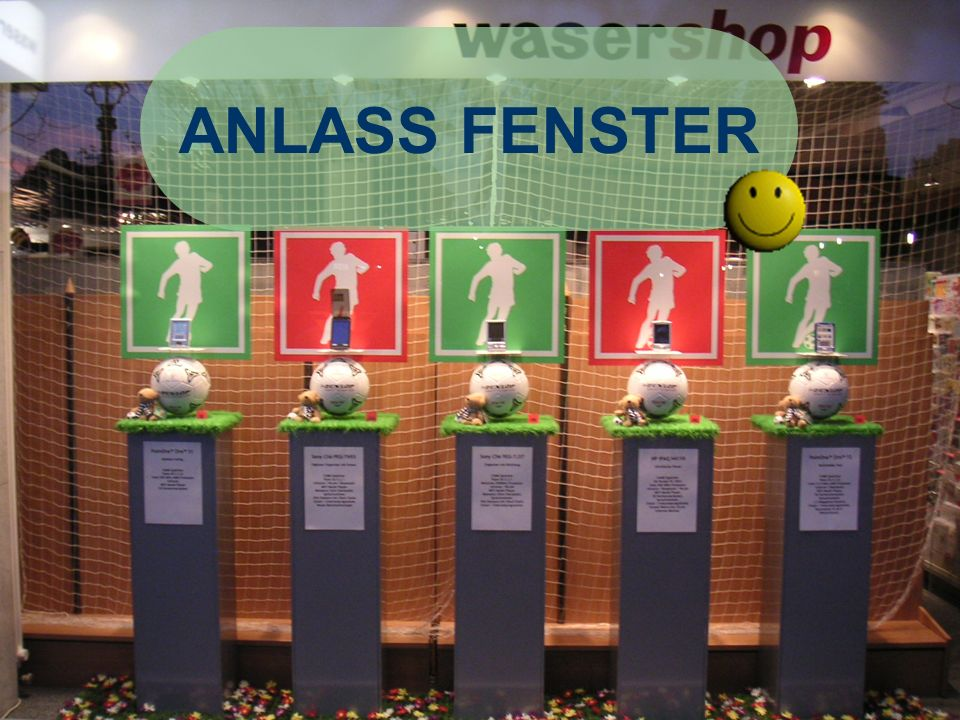 René Kilchsperger ANLASS FENSTER