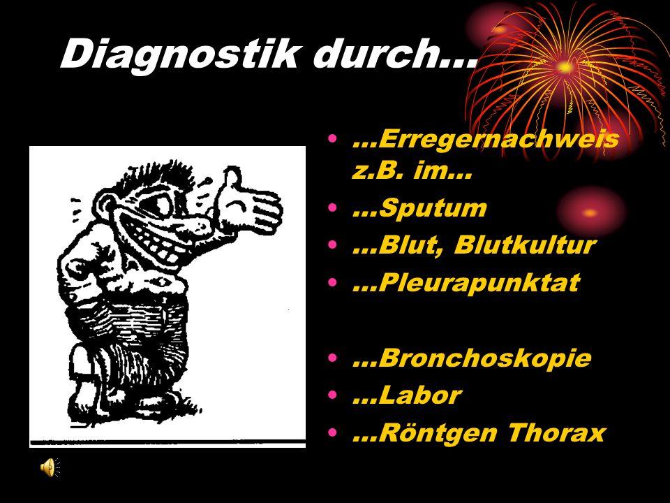 Übersetzung der Prodromalzeichen… Pharyngitis ist eine… …Rachenentzündung Rhinitis ist eine… …Nasenschleimhautentzündung Otitis ist eine… …Ohrenentzün