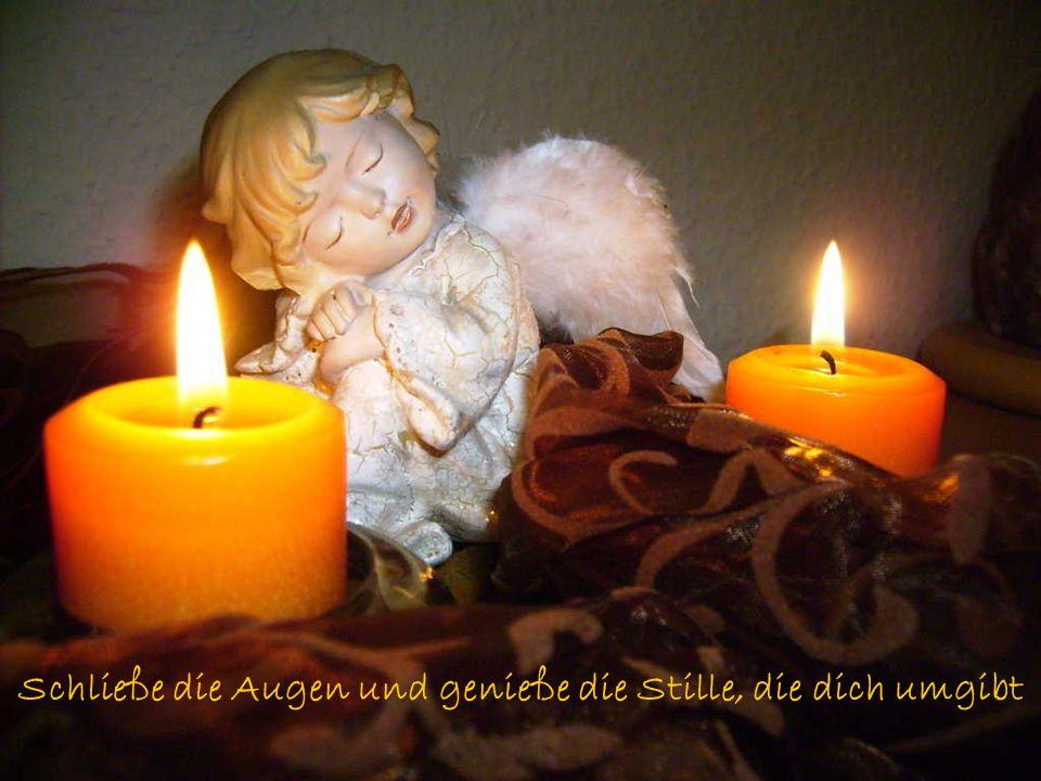 Engel verbinden Himmel und Erde miteinander