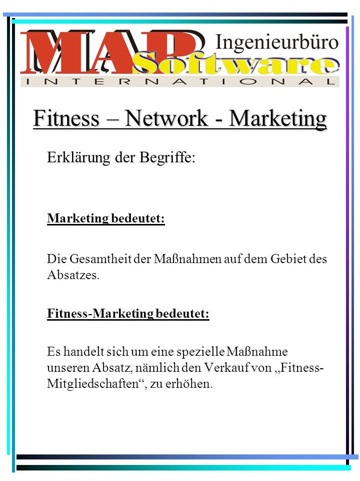 Erklärung der Begriffe: Marketing bedeutet: Die Gesamtheit der Maßnahmen auf dem Gebiet des Absatzes.