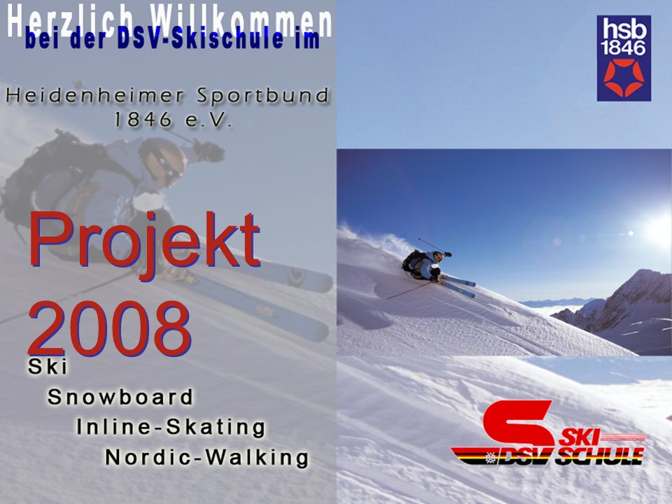 Projekt 2008