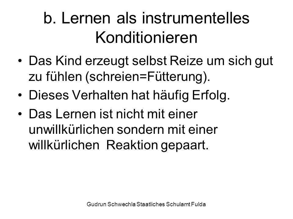 Gudrun Schwechla Staatliches Schulamt Fulda b.