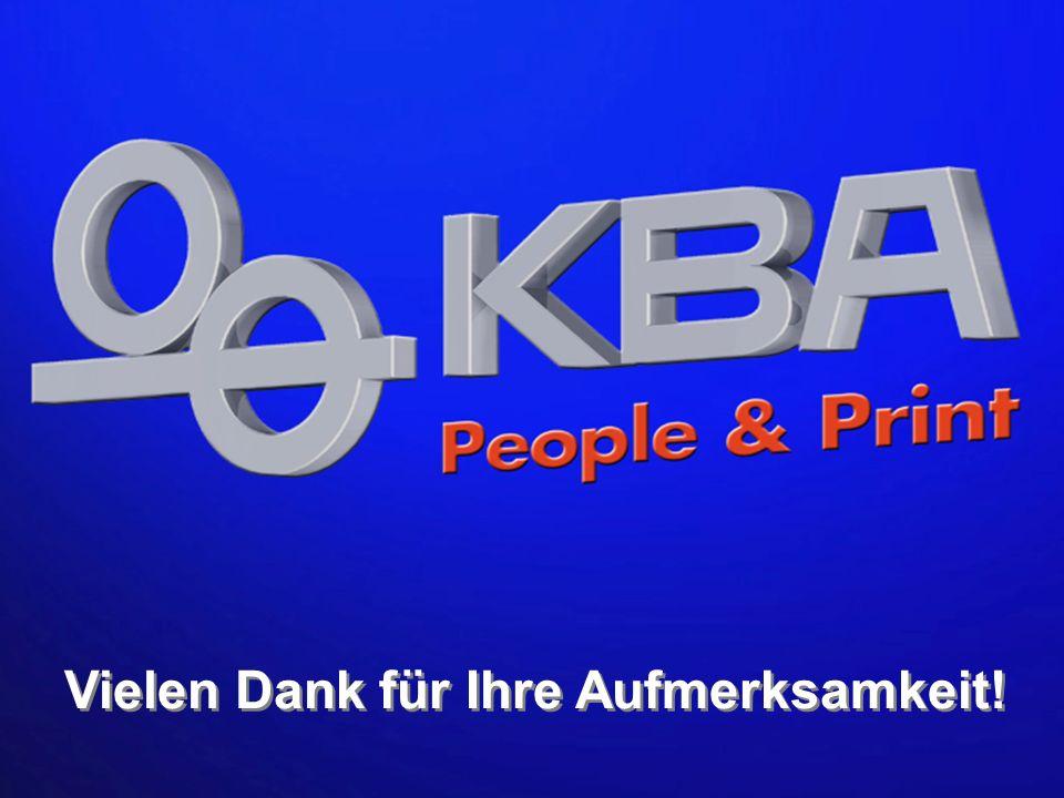 KBA 03./04.04.2003 KSC Vielen Dank für Ihre Aufmerksamkeit!