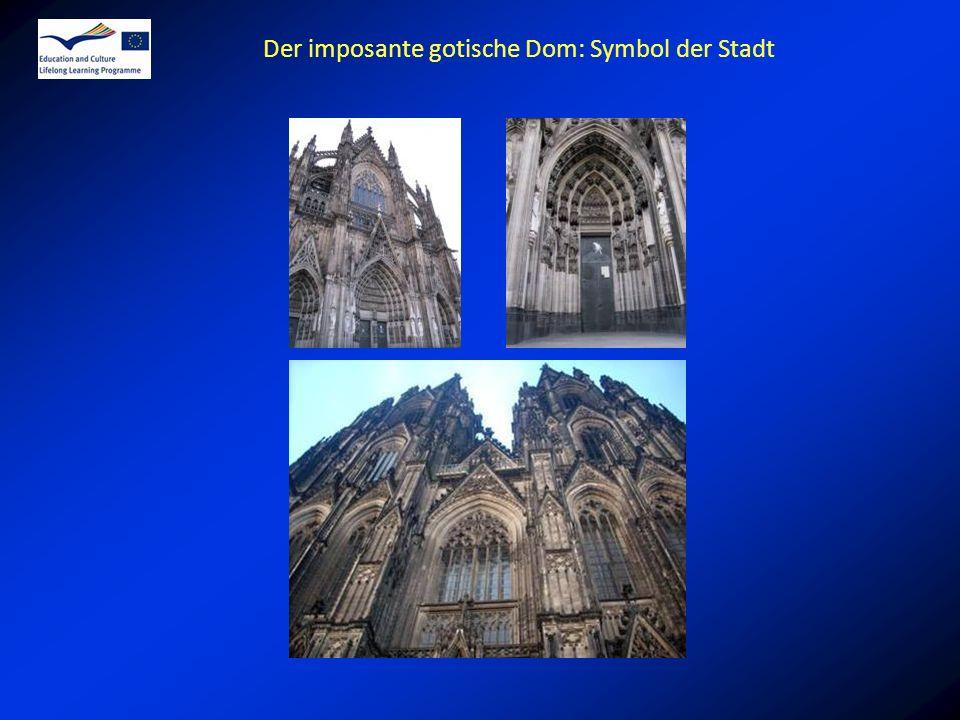 Der imposante gotische Dom: Symbol der Stadt