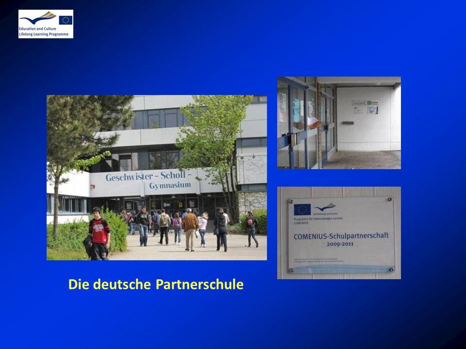 Die deutsche Partnerschule