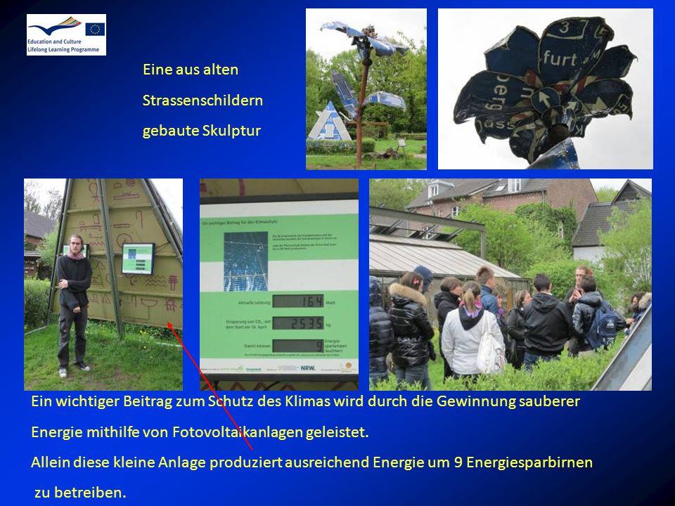 Ein wichtiger Beitrag zum Schutz des Klimas wird durch die Gewinnung sauberer Energie mithilfe von Fotovoltaikanlagen geleistet.