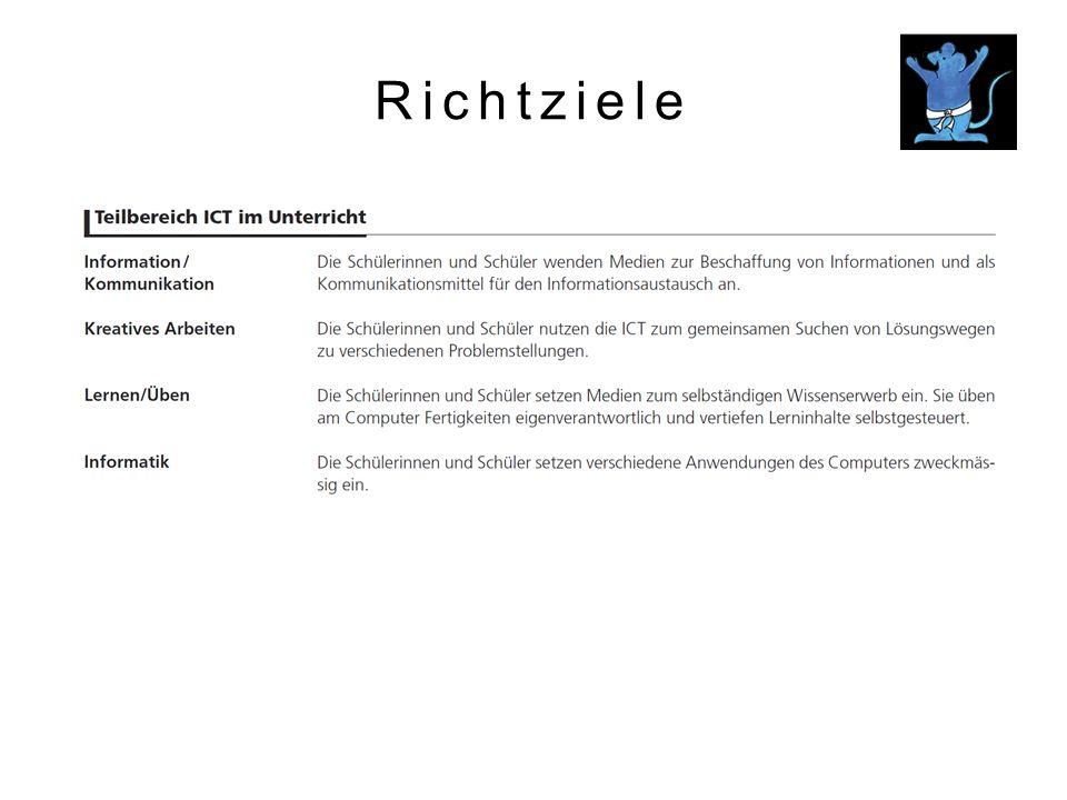 Richtziele