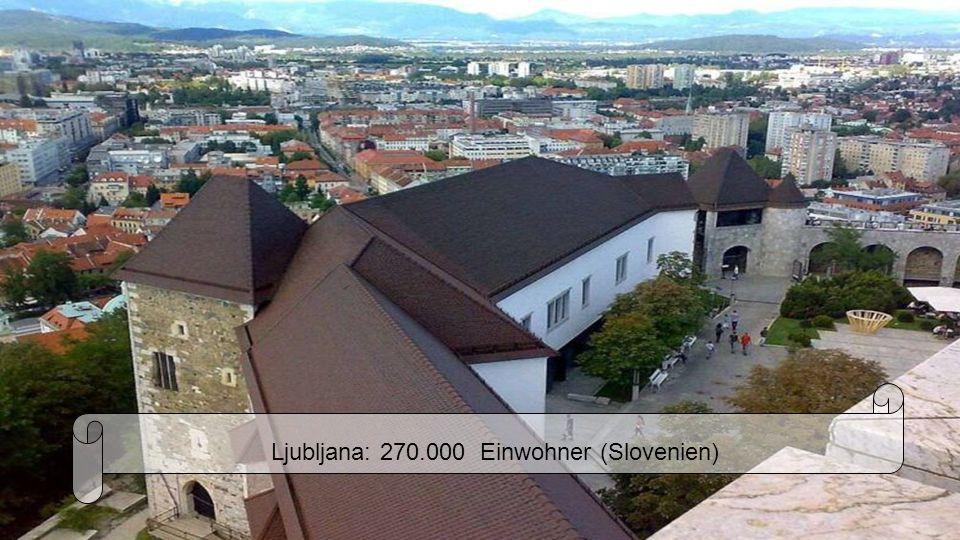 Bern: 137.940 Einwohner (Schweiz)