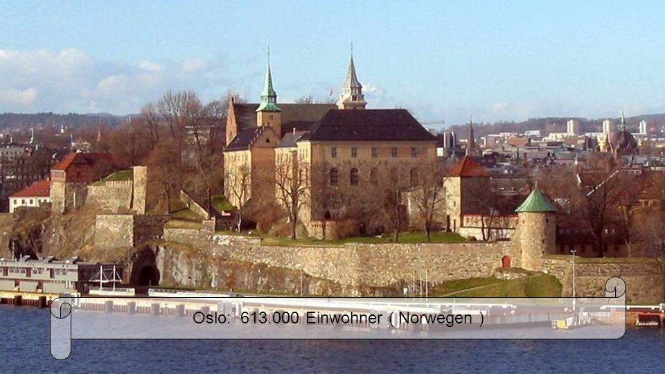 Wilna : 560.000 Einwohner (Litauen)