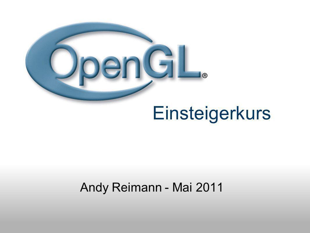 Einsteigerkurs Andy Reimann - Mai 2011