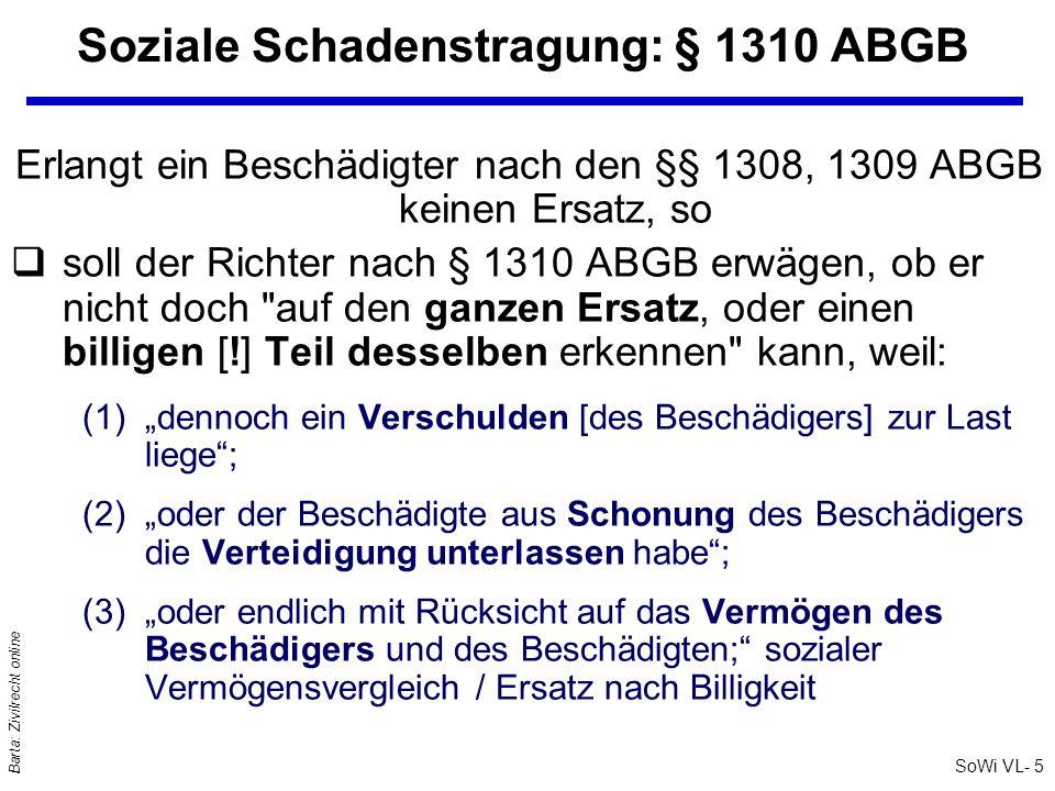 SoWi VL- 26 Barta: Zivilrecht online PHG 1988 (3) – Haftung/1 q§ 1 Abs 1 PHG: Wer haftet .