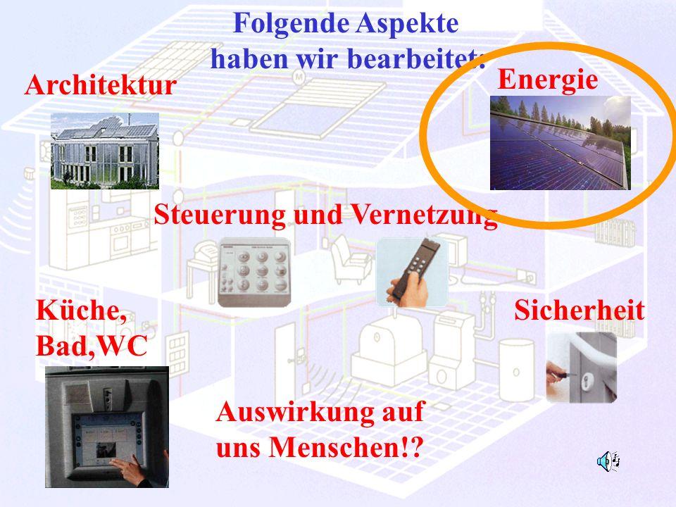 Wohnräume auf der Südseite Nebenräume an der Nordseite (Bad;Küche) S W O N