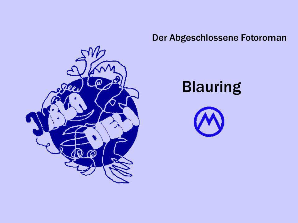 Blauring Der Abgeschlossene Fotoroman