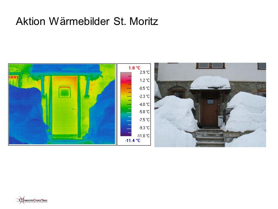 Aktion Wärmebilder St. Moritz Detailabklärung Fenster empfohlen