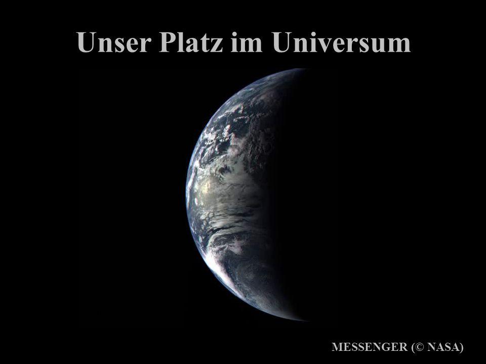 Unser Platz im Universum © Cassini/NASA