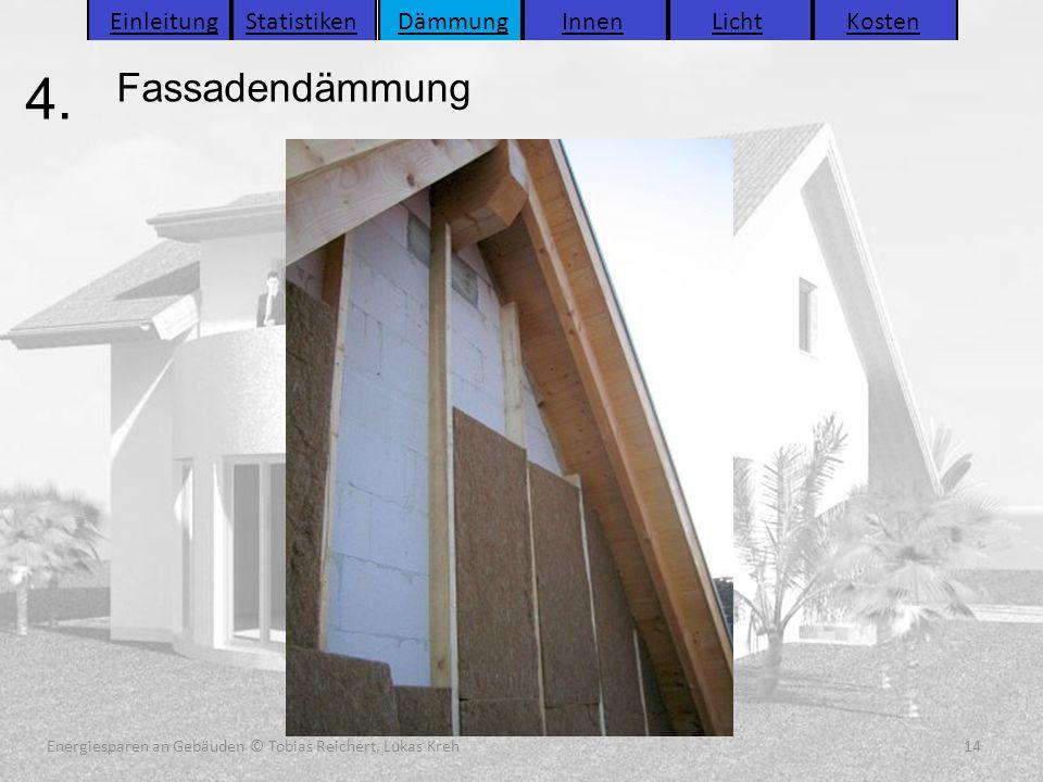 Energiesparen an Gebäuden (C) Tobias Reichert, Lukas Kreh 14 Energiesparen an Gebäuden (C) Tobias Reichert, Lukas Kreh 14 Energiesparen an Gebäuden (C